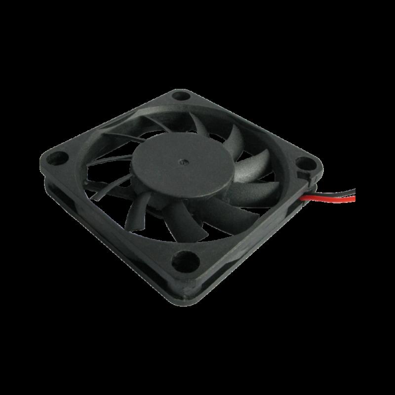 Fan 60mm, 12V, 10mm thickness