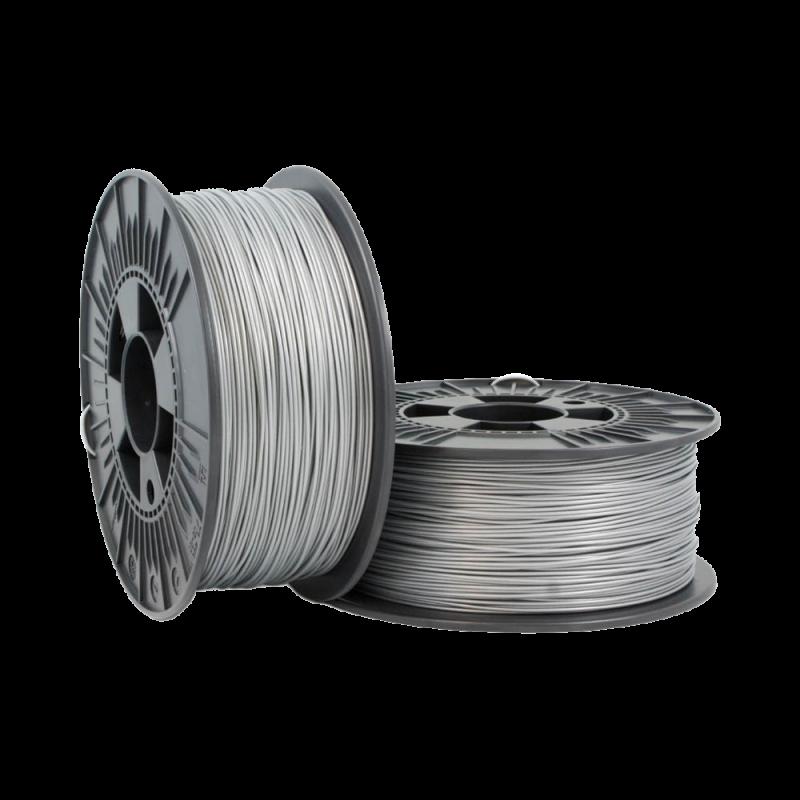 ABS Premium 1.75mm Silver 1kg