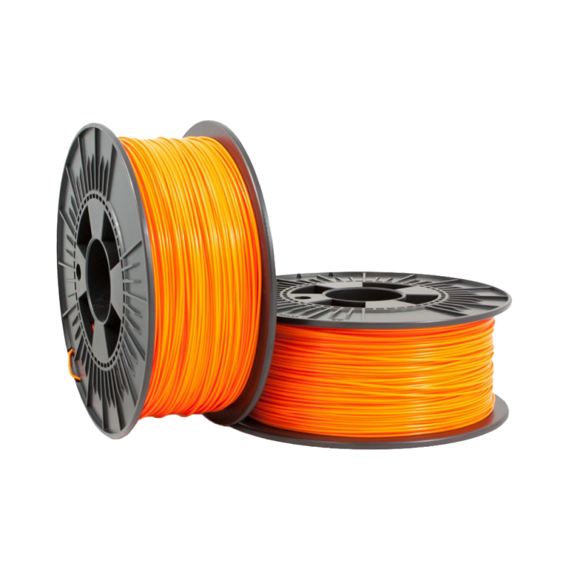 ABS Premium 1.75mm Orange Potiron