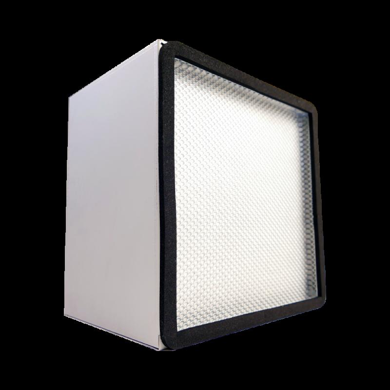 Filtre combiné pour système de filtration industriel