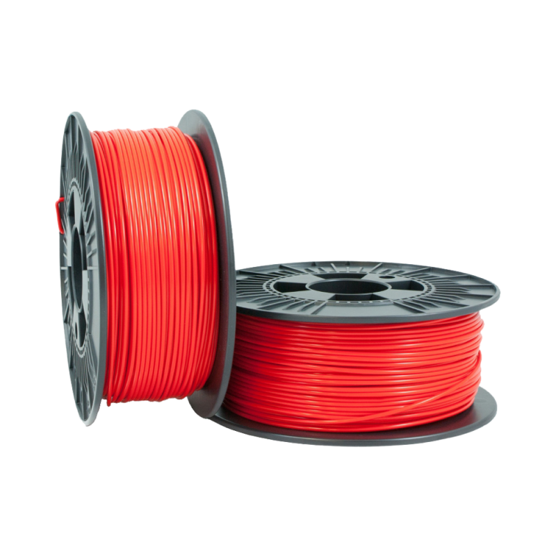 ABS Premium 3mm Red 1kg