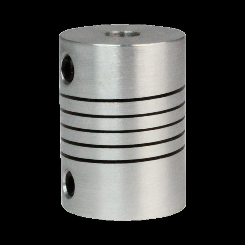 Coupleur souple petit 6.35 x 8 mm