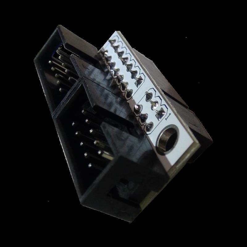 Adaptateur LCD pour Teensylu