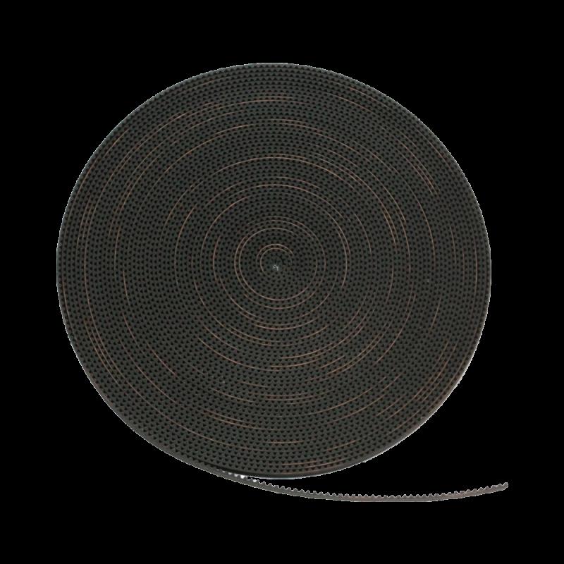 T2.5 Timing belt, 5mm width, per meter