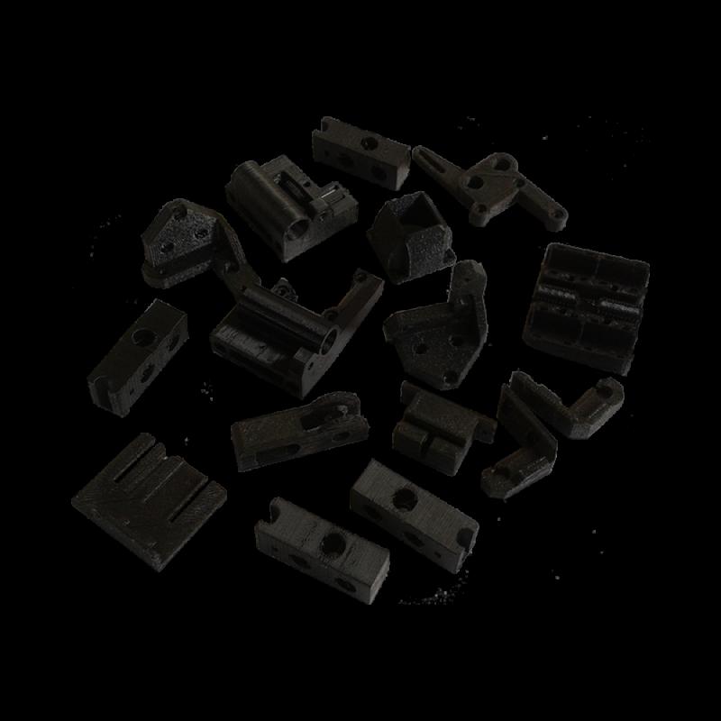 Kit complet de pièces imprimées pour Prusa I3 Rework
