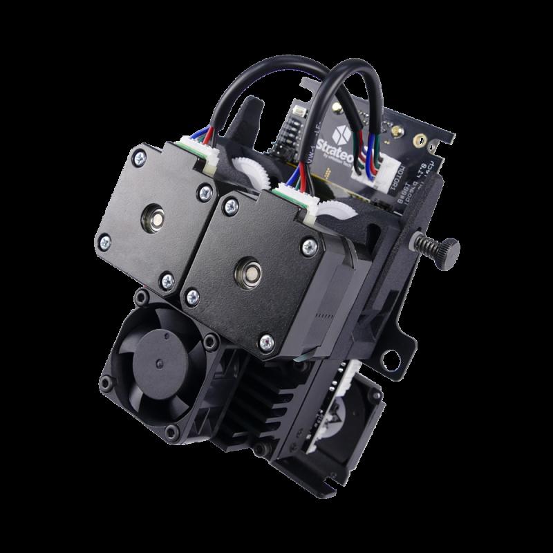 Outil de double extrusion pour Strateo3D