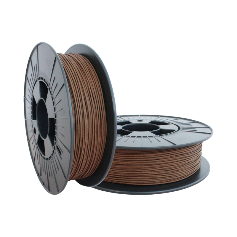 3mm teck Wood filament
