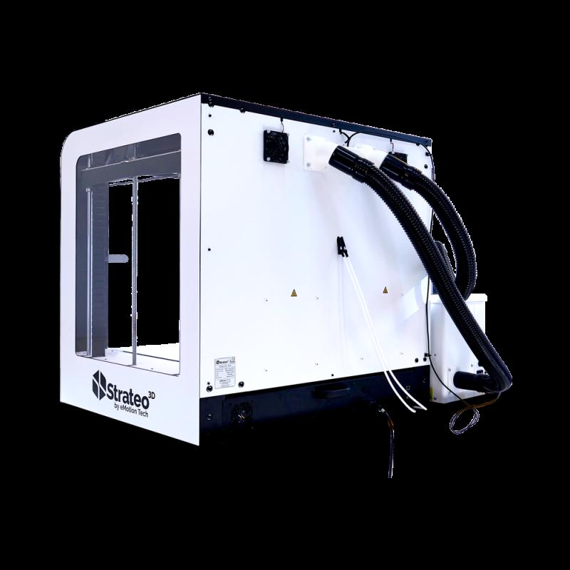 Système de filtration industriel