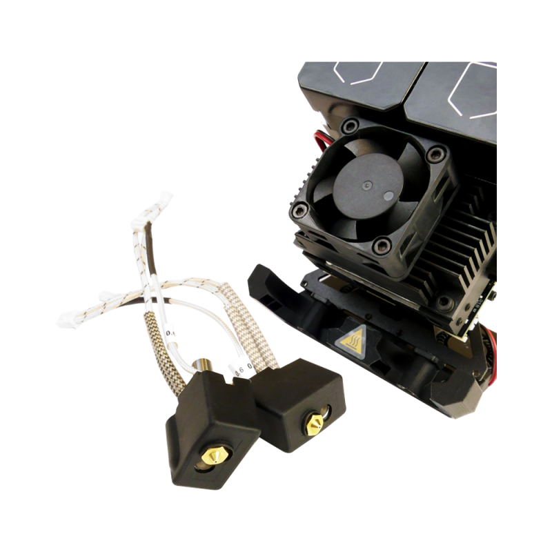 Double extrusion tool for Strateo3D DUAL600
