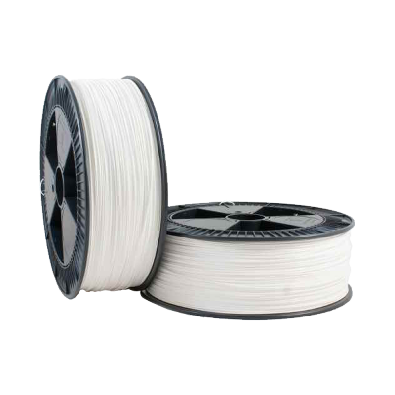 PLA Premium 1.75mm White Chalk 2,3Kg