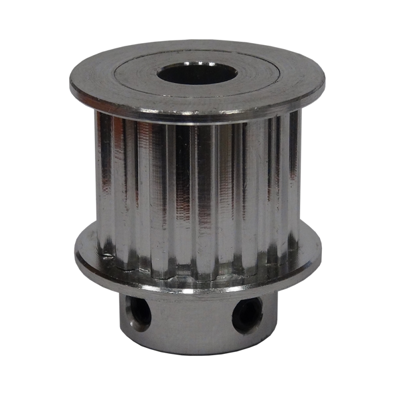 T5 pulley 14 teeth for 15mm belt, 8mm axis