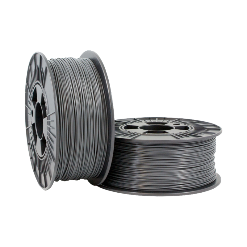 PLA Premium 1.75mm Grey 2,3Kg