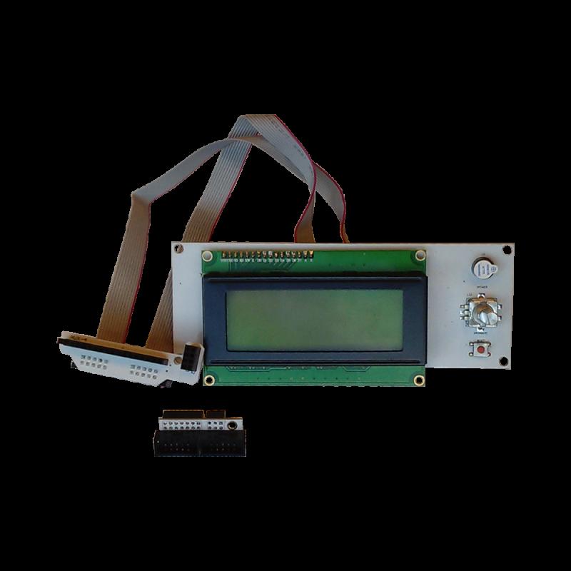 Ecran LCD 20X4 pour Teensylu (MicroDelta Originale)