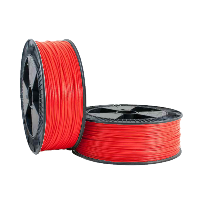 PLA Premium 1.75mm Red 2,3Kg