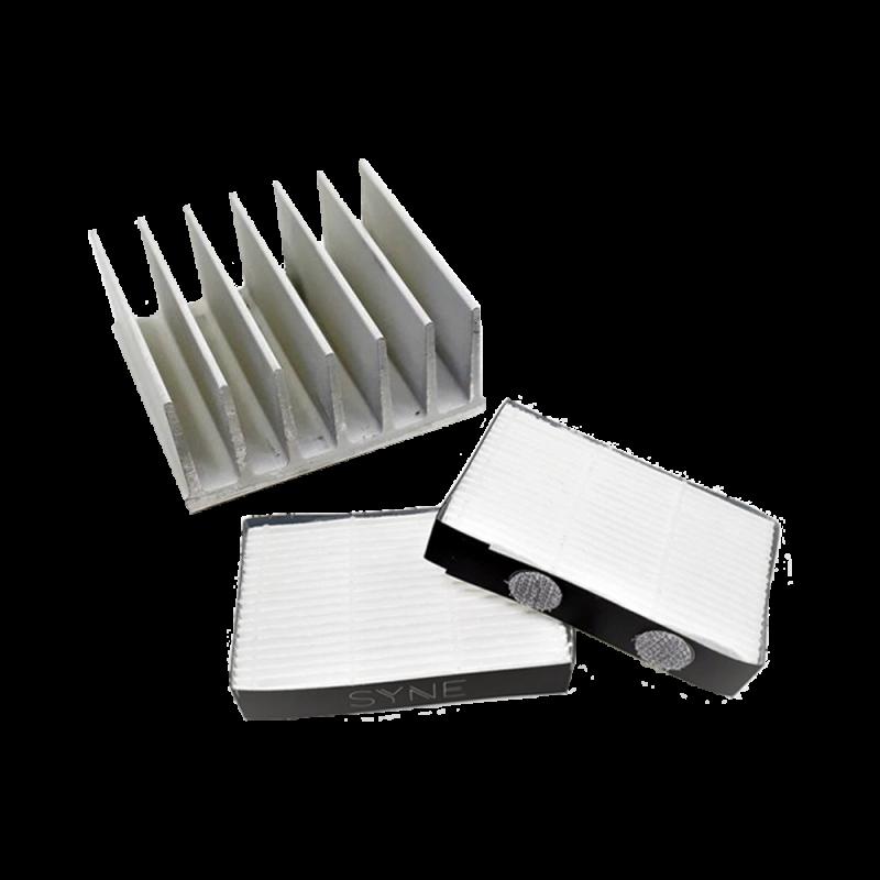 Kit complet de remplacement (2 filtres HEPA plus élement photocatalytique)