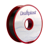 PLA Draftplast 1.75mm Black 1kg