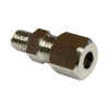 Olive screw connection 1/8 for 6mm tube
