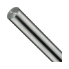 8mm plated Linear shaft 360mm