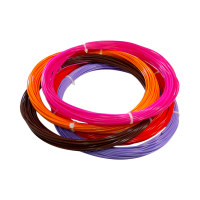 Pack of 5 samples of PLA Premium 1.75mm
