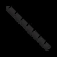 Spiral sleeve 6mm per meter