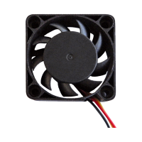 Fan 40mm, 12V, 10mm thickness